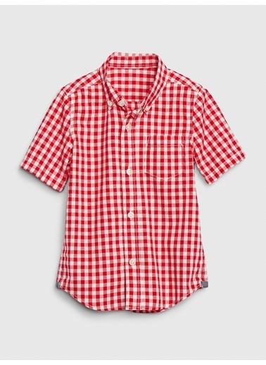 Gap Gömlek Kırmızı